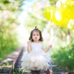 豆小花的小翅膀 kidsfoto枫糖盒子-拍娃党公众号
