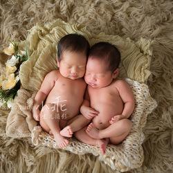 没错 他就是我的双胞胎哥哥 kidsfoto枫糖盒子-拍娃党公众号