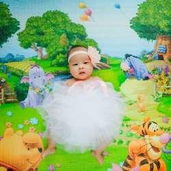 宝贝,第一个100天 kidsfoto枫糖盒子-拍娃党公众号